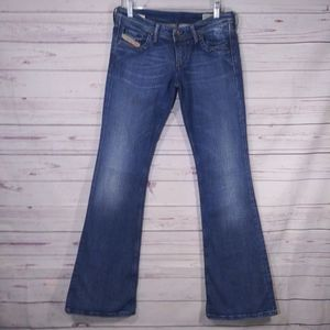 Diesel Industry stretch lowky bootcut jeans size 2